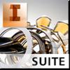 Как выглядит Autodesk AutoCAD Inventor LT Suite 2014