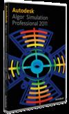 Как выглядит Autodesk Algor Simulation Professional