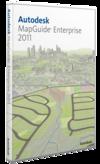 Как выглядит Autodesk MapGuide Enterprise