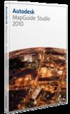 Как выглядит Autodesk MapGuide Studio 2010