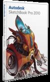 Как выглядит Autodesk SketchBook Pro
