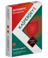 Как выглядит Антивирус Касперского 2013