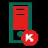 Как выглядит Антивирус Касперского для Linux File Server