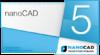 Как выглядит nanoCAD 5.0