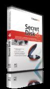 Как выглядит Secret Disk 4 Персональная редакция