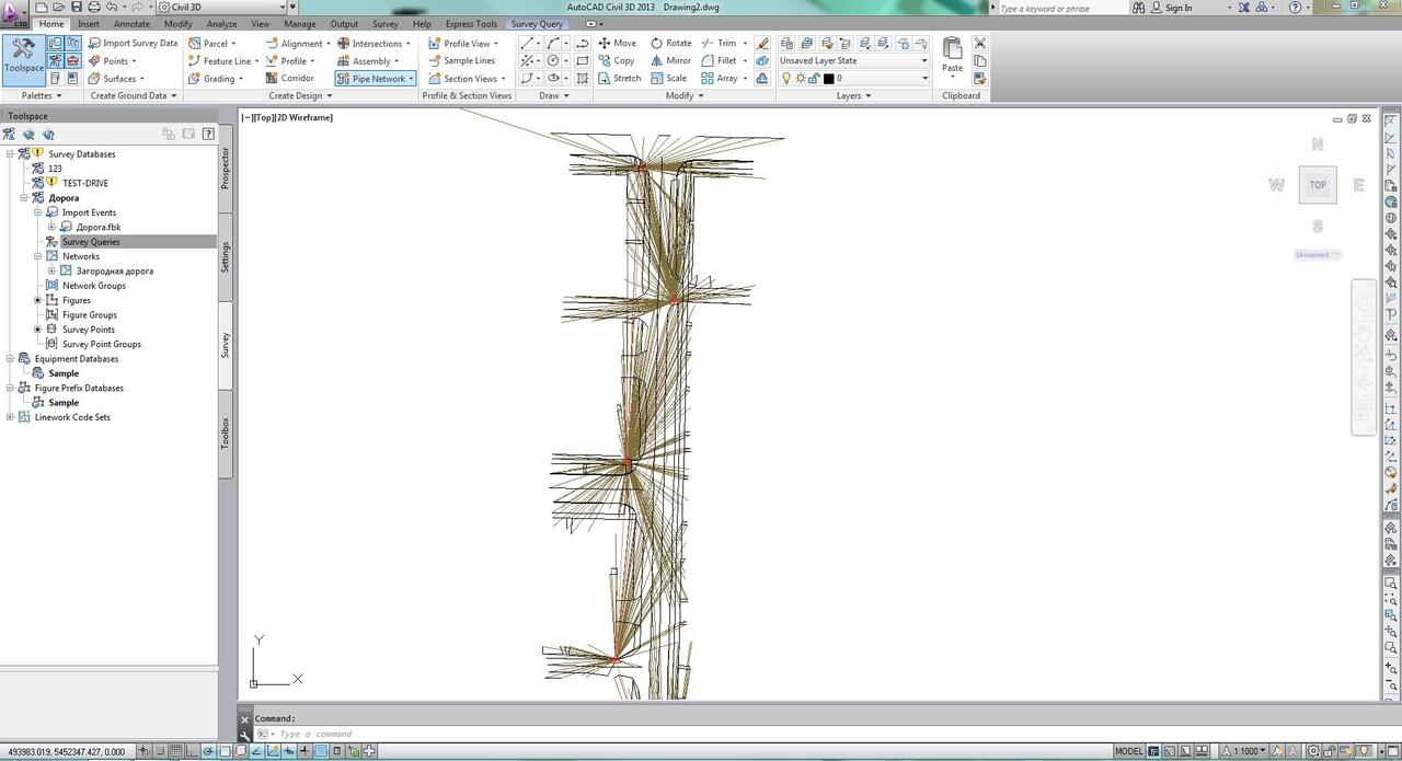 for Pond design in civil 3d