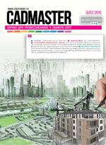 Вышел CADmaster №3 (85) 2016