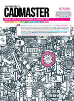 Вышел CADmaster №5(72) 2013