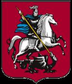 Логотип Правительство Москвы