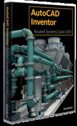 AutoCAD Inventor Routed Systems Suite 2011. Проектирование электрооборудования
