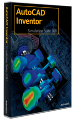 Начались поставки русской версии Autodesk Inventor Simulation Suite 2009