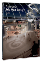 Autodesk 3ds Max Design 2012