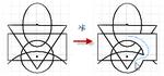 Динамическая обрезка геометрии эскиза