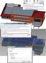 Расчеты энергопотребления для элементов здания