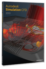 Autodesk Simulation CFD. Инструменты моделирования потоков жидкости и процессов теплопередачи