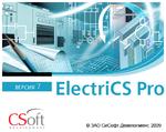 ElectriCS PRO 7 - проектирование электрооборудования в машиностроении
