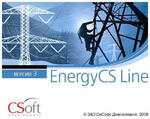 Программный комплекс EnergyCS Line – инструмент проектирования воздушных линий, а также ВОЛС на существующих ВЛ