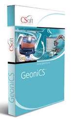 Уравнивание геодезических сетей и оформление топографических планов в программе GeoniCS Изыскания (RGS), GeoniCS ТОПОПЛАН