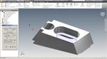 InventorCAM. Фрезерование 2.5D. Обработка контура по спирали