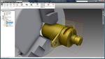 InventorCAM. Фрезерно-токарная обработка. Определение кулачков