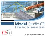 Model Studio CS Кабельное хозяйство - BIM для промышленных объектов