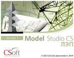 Model Studio CS ЛЭП - BIM для промышленных объектов