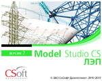 Проектирование ВЛ в программном комплексе Model Studio CS ЛЭП