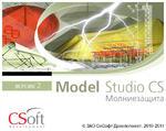 Расчет и трехмерное интерактивное проектирование молниезащиты зданий, сооружений и открытых территорий с помощью Model Studio CS Молниезащита