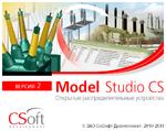 Model Studio CS ОРУ, Model Studio CS Молниезащита - BIM для промышленных объектов