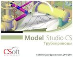 Трехмерное проектирование трубопроводных систем в программном комплексе Model Studio CS Трубопроводы