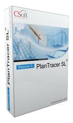 Работа со сканированными изображениями поэтажных и земельных планов в PlanTracer SL 5