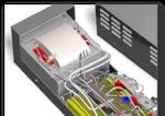 Создание электропроводки на основе атрибутов изделия