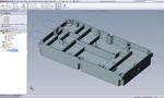 SolidCAM Xpress. Обработка плоскости