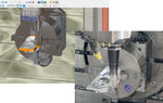 SolidCAM. Фрезерная 5D-обработка. Визуализация
