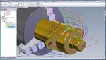 SolidCAM. Фрезерно-токарная обработка. Определение кулачков