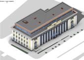 Фасады и архитектурная модель
