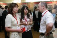 Общение с заказчиками на выставке