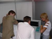 Модульная мультизадачная система для технического документооборота Oce TDS450