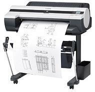 Как выглядит Цветные широкоформатные принтеры Canon для САПР и ГИС
