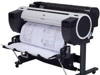Как выглядит Canon imagePROGRAF iPF780