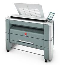 Как выглядит Цифровые системы сканирования, печати и копирования Oce PlotWave 300/500