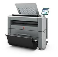 Как выглядит Широкоформатный принтер Oce PlotWave 340