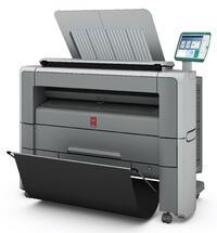 Как выглядит Широкоформатный принтер Oce PlotWave 360