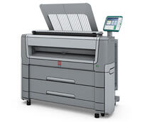 Как выглядит Широкоформатный принтер Oce PlotWave 500