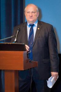 Президент Национальной палаты кадастровых инженеров В.С. Кислов
