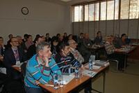 Во время семинара
