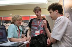 Тема «Технический документооборот и управление проектами» вызвала большой интерес гостей мероприятия
