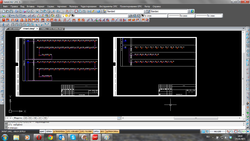 nanoCAD ОПС позволяет автоматически формировать структурную схему проекта в целом с возможностью его разбиения по системам