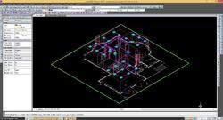 3D-модель nanoCAD
