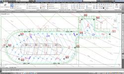 Модель вертикальной планировки